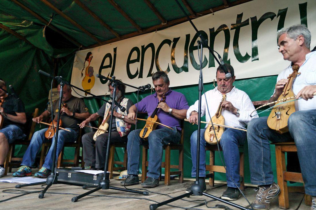 Música Tradicional Cantabria Polaciones