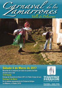 Polaciones, Zamarrones, Carnaval